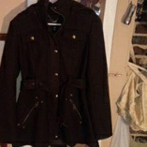 Miss Sixty wool coat
